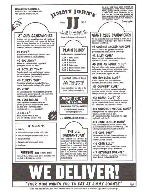 Jimmy S Kitchen Menu by Jimmy S Menu Menu For Jimmy S South Lyon