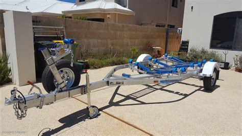 boat trailer rollers perth wa used boat trailer brand new for sale boats for sale