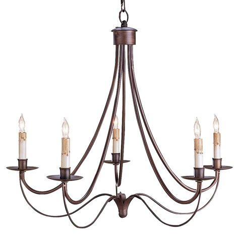 Iron Chandelier Melisenda Country Rubbed Bronze Wrought Iron Chandelier Kathy Kuo Home
