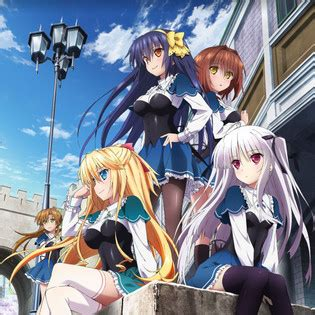 X Anime News Network by Funimation Announces Absolute Duo Dub Cast News