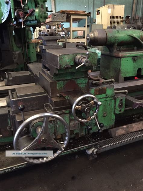 American Pacemaker Lathe 48 Quot Swing