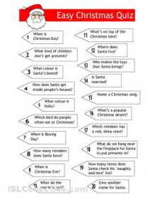 easy christmas trivia questions and answers christmas
