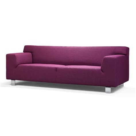 Purple Sofa Purple Contemporary Wool Sofas Armchairs From