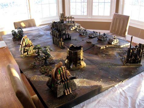 Realms Original Board necrons realm of battle board space wolves start of necron s edge gallery dakkadakka