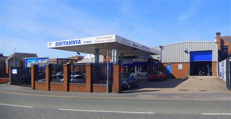 Car Tyres Nuneaton by Hinckley At Britannia Tyres