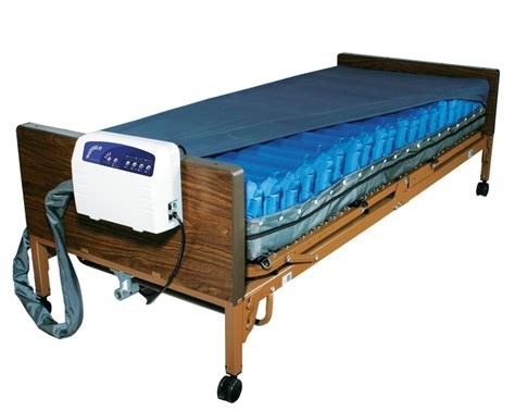 drive med aire low air loss mattress replacement system with alarm 8