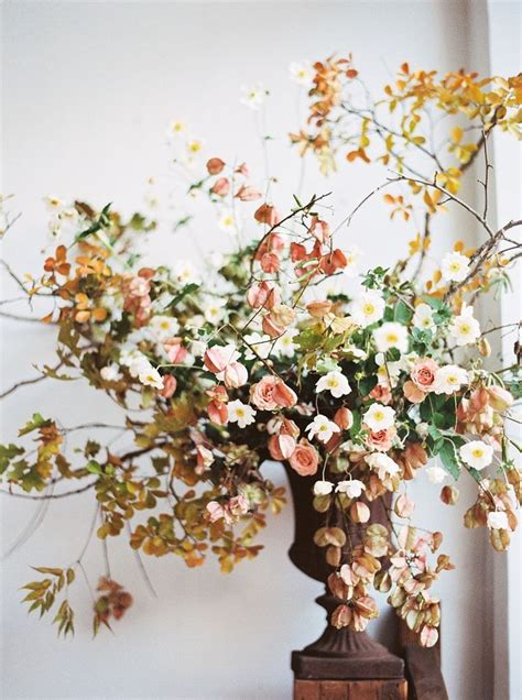 Fall Wedding Flower Arrangement by 25 Beautiful Floral Arrangements Ideas On