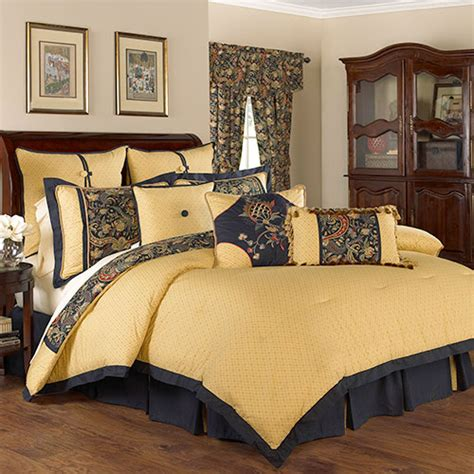 waverly comforter sets king size waverly rhapsody 4pc bedding collection boscov s