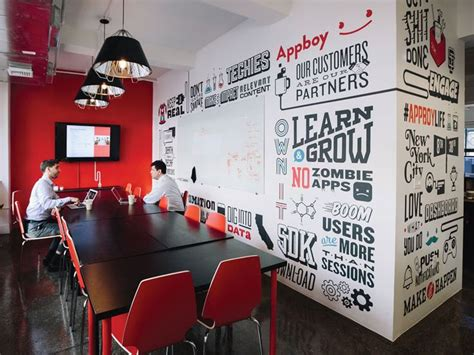 25 best ideas about office mural on office