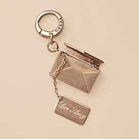 Fossil Alphabet Keychain pin by paula gale owen on i want charms