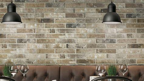 Kitchen Backsplash Tile Installation london brick series porcelain olympia tile
