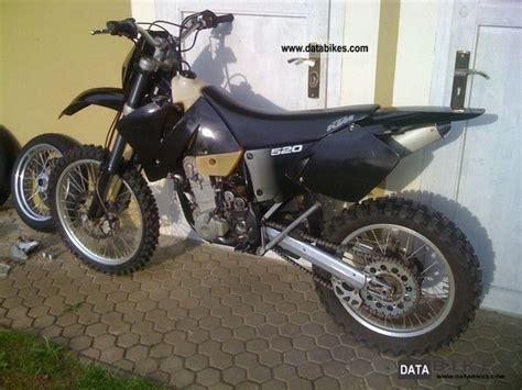 Ktm 520exc 2002 Ktm 520 Exc