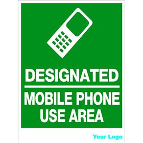 sign in mobile mobile phone area eu039 signs from euroscreens uk ltd