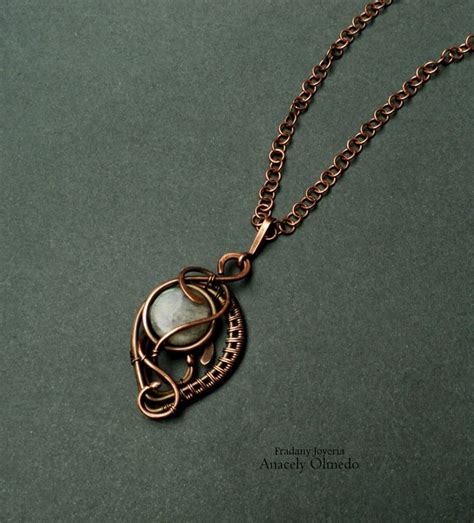 wire wrapped pendant tutorial tutorial hanging idea to practice wire wrapped jewelry tutorials