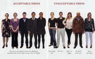 is it time to do away with dress code telegraph