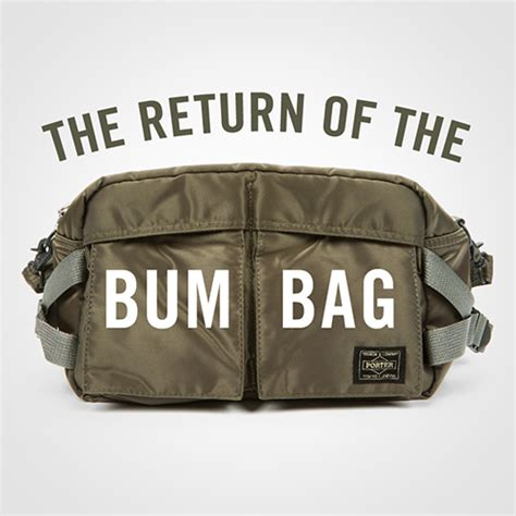 The Return Of The Bum Bag get motivated the return of the bum bag the drop date