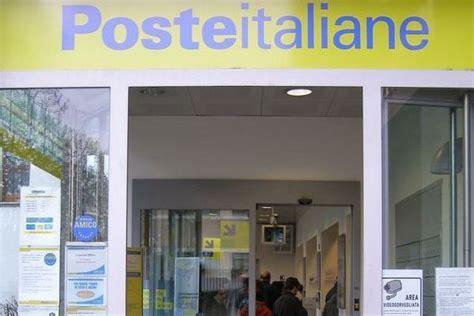 ufficio postale di tentata rapina all ufficio postale di a colpi di