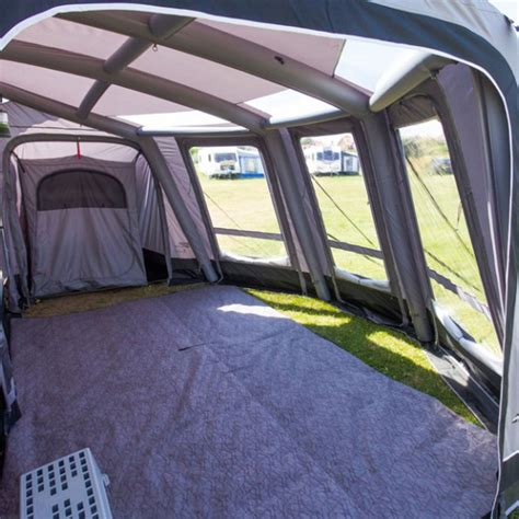 inflatable cervan awning vango kalari 420 awning with airbeam frame you can caravan