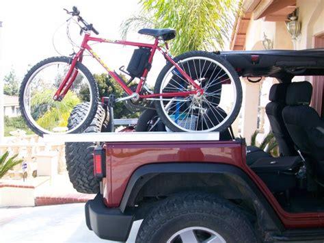 jeep wrangler mountain bike jk bike rack