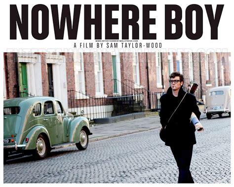 john lennon biography film nowhere boy avi random