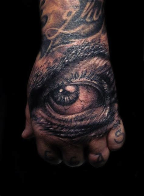 1887tattoos crazy 3d eye tattoos
