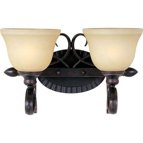 oil rubbed bronze bathroom lighting hton bay 3 light oil rubbed bronze vanity light wb1001