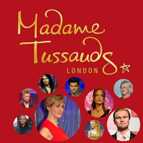 Madam Is Naming Names by Madame Tussauds Wax Museum Beep