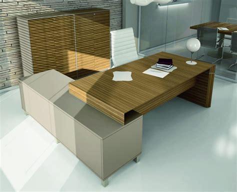 bureau de direction design bureau direction design verre cuir bois bureau design