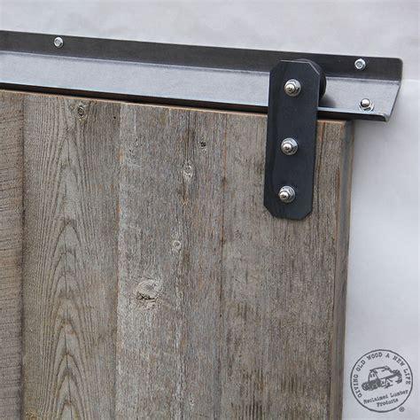 Heavy Duty Barn Door Hardware Rlp Heavy Duty V Track Rectangular Hanger Barn Door Hardware Reclaimed Lumber Products
