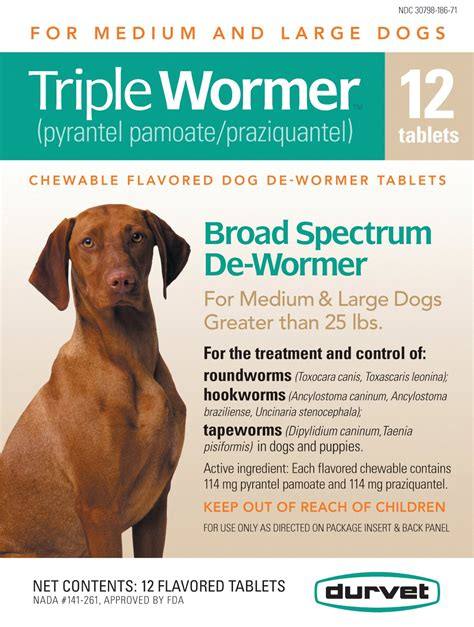 wormer for puppies wormer dewormer pyrantel pamoate praziquantel