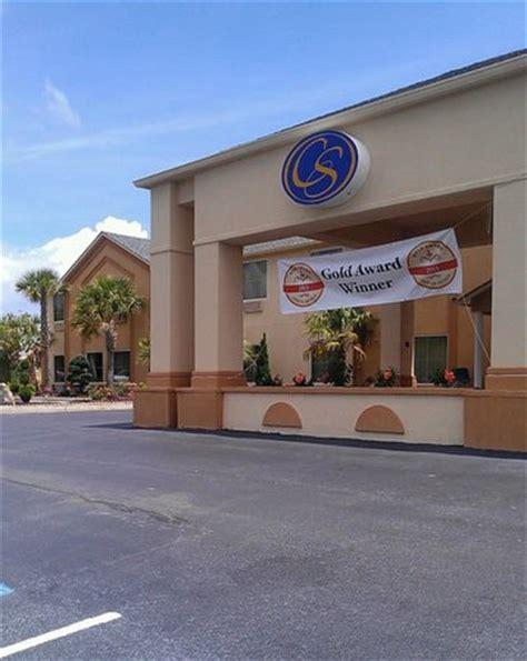 comfort suites milledgeville ga front of hotel