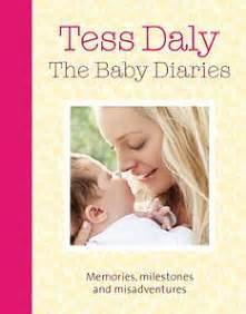 the baby interviews books tess daly s new book the baby diaries has flopped
