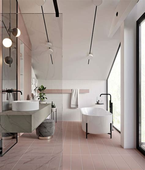 Current Bathroom Colors by Bathroom Trends 2019 2020 Designs Colors And Tile
