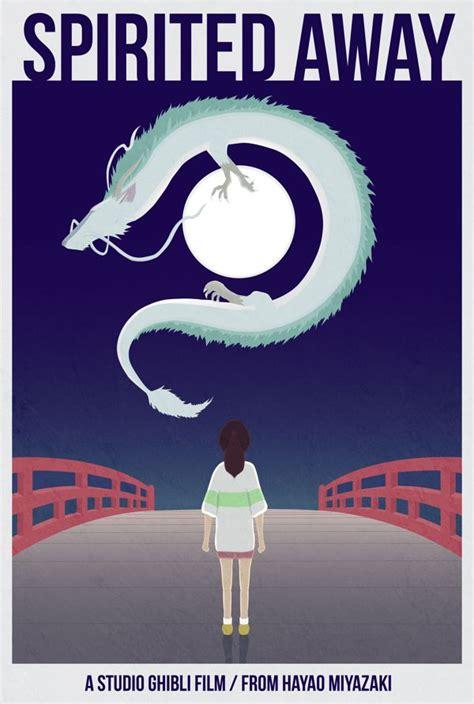 studio ghibli film posters hayao miyazaki movie posters by josh smiertka in 90 fresh
