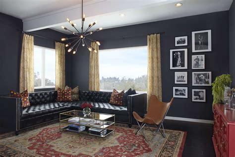 beautiful black rooms