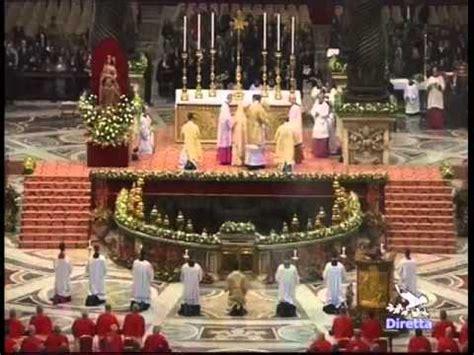 testi adorazione eucaristica te deum 2012 e adorazione eucaristica