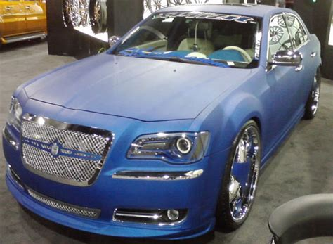 Custom Chrysler 300 Accessories by Custom Parts Custom Parts Chrysler 300