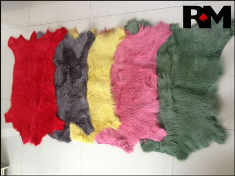 colored sheepskin rugs hair genuine sheepskin rugs dyed in yellow buy sheepskin rugs hair sheepskin rugs