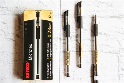 Promo Pen Easy Gel Kenko jual pen gel kenko microtec 0 28 mm jaya makmur