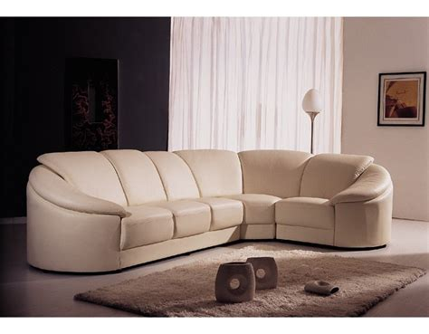 cream leather sectional t21 contemporary cream leather sectional sofa