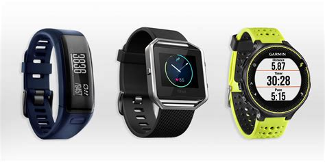 activity trackers best 15 best fitness trackers watches in 2017 top