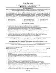 Best Business Resume by Detailed Resume Template