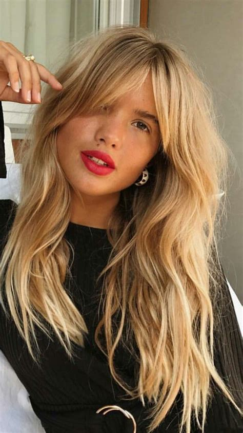 lip length bob with soft fringe front and back image pin de kristin chicken en all about hair pinterest