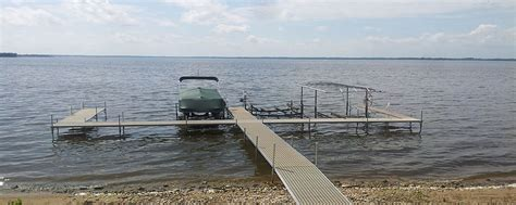 boat lifts for sale wisconsin newville marine newville marine dock lift sales and