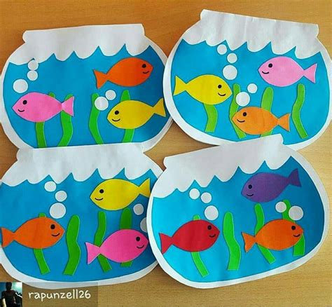 craft projects for toddlers fish crafts for toddlers preschool crafts