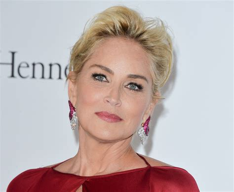 sharon stone une touche de fra 238 cheur people folie