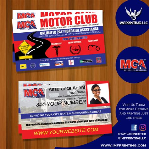 Mca Business Card Template by Mca Flyers And Business Cards Choice Image Card Design