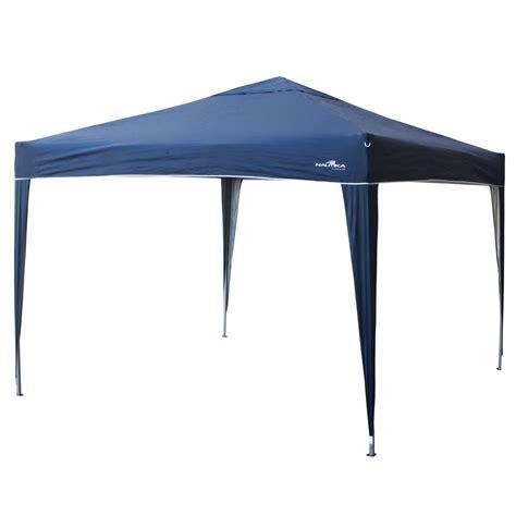 gazebo tenda gazebo nautika trixx 35200 3x3m poli 233 ster azul tendas