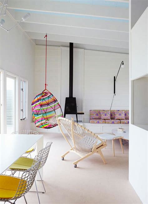 hanging chair in living room hip hanging chairs the room