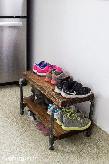 diy shoe racks creative shoe storage entryway www pixshark images